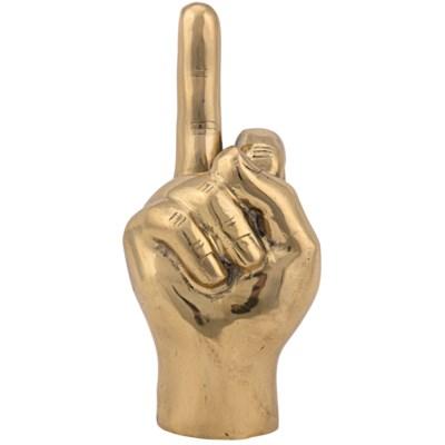 The Finger, Brass