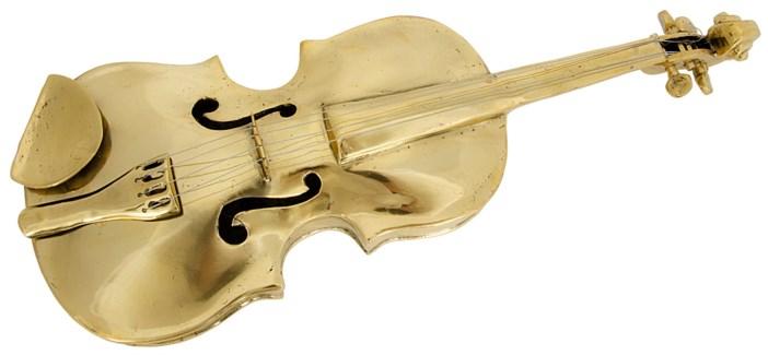Violin, Brass