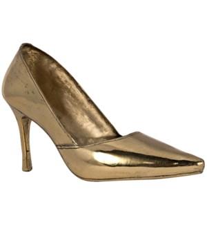 Heel, Brass