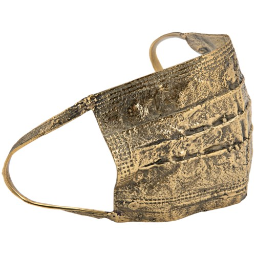 Surgical Mask 1, Brass