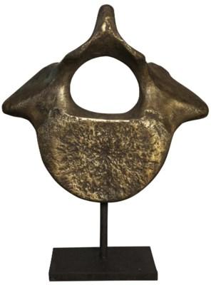 Whale Bone 86A, Brass