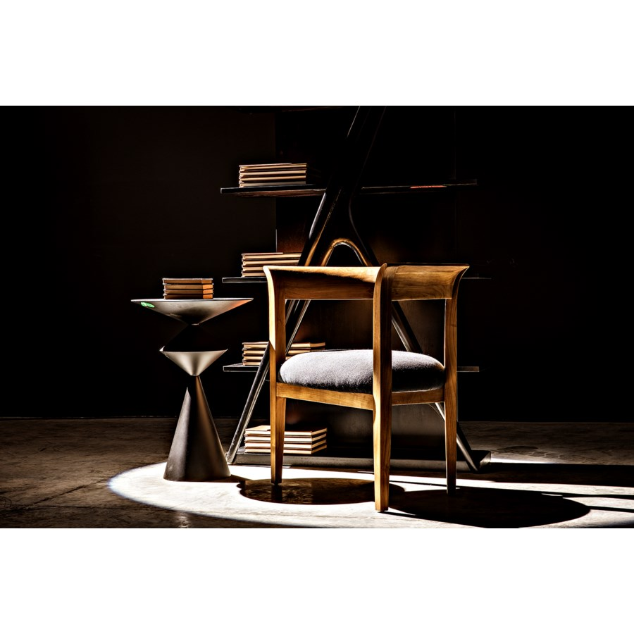 Webster Club Chair, Teak