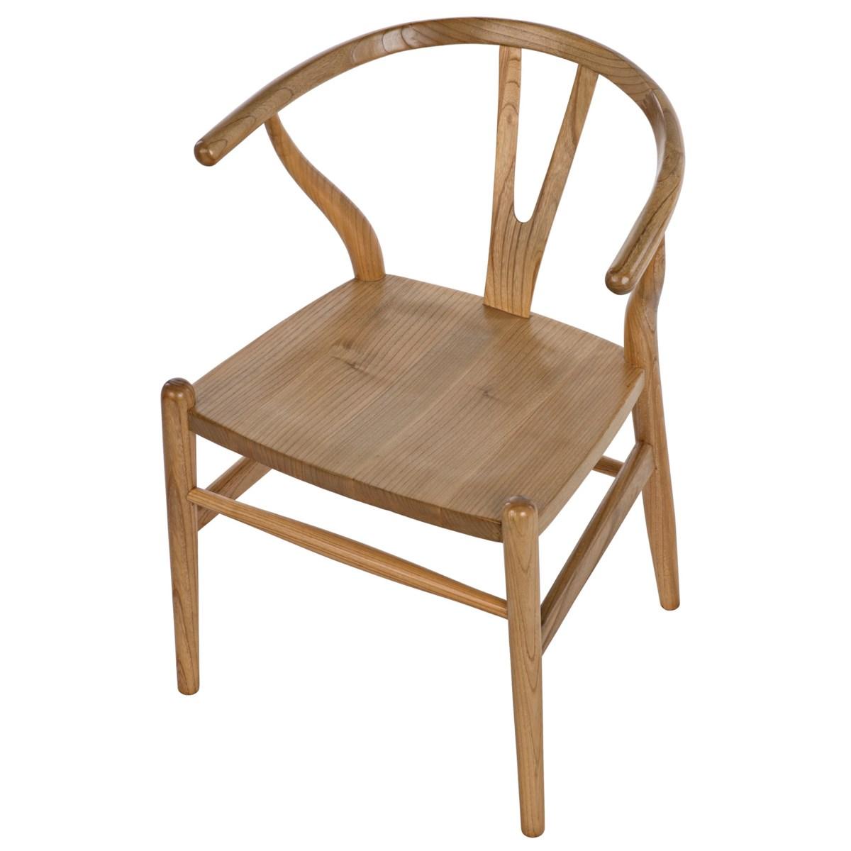 Zola Chair, Natural
