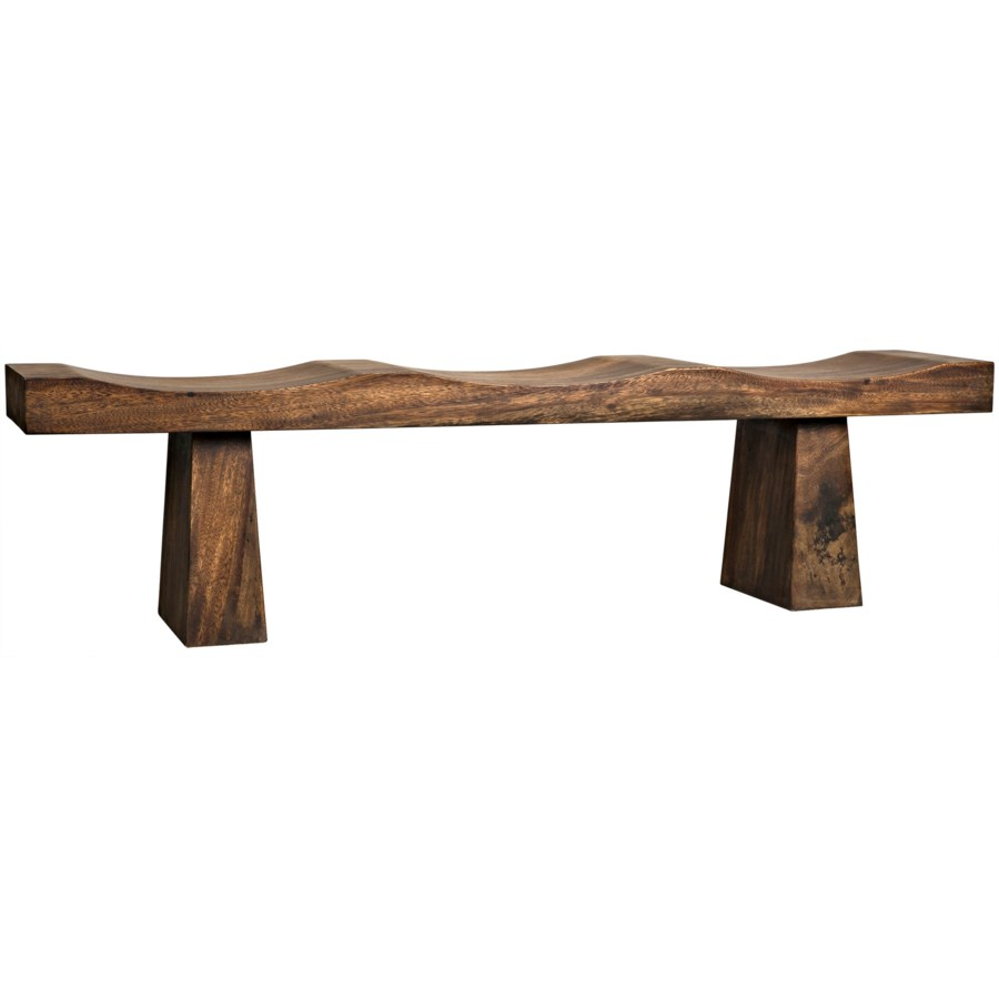 Shibumi Bench, Mungur Wood