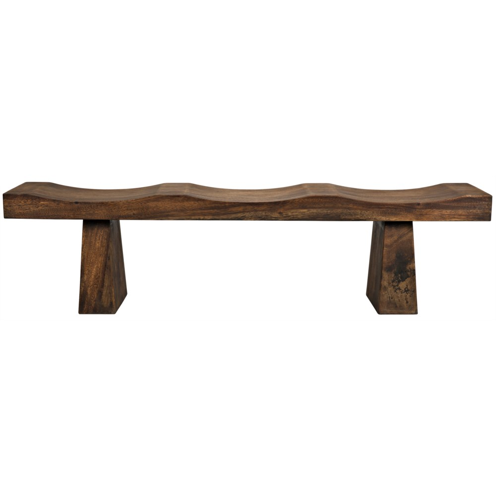 Shibumi Bench, Mungur Wood