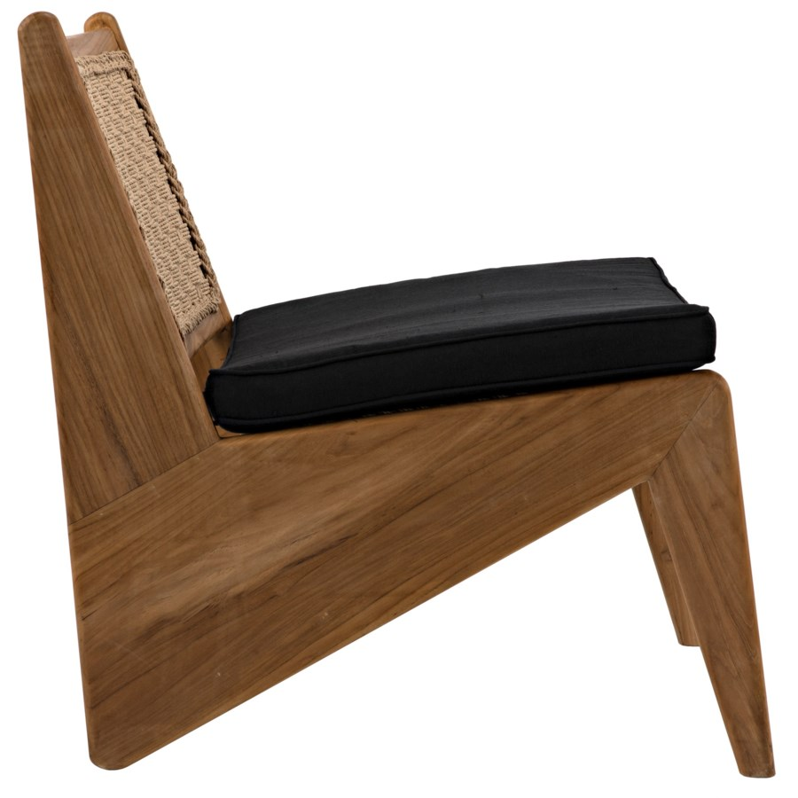 Hatimoto Chair, Teak