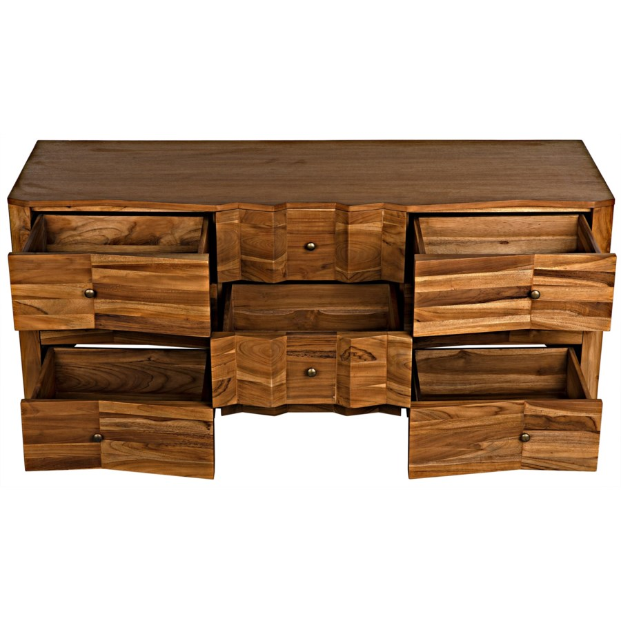 Lomax Dresser, Teak