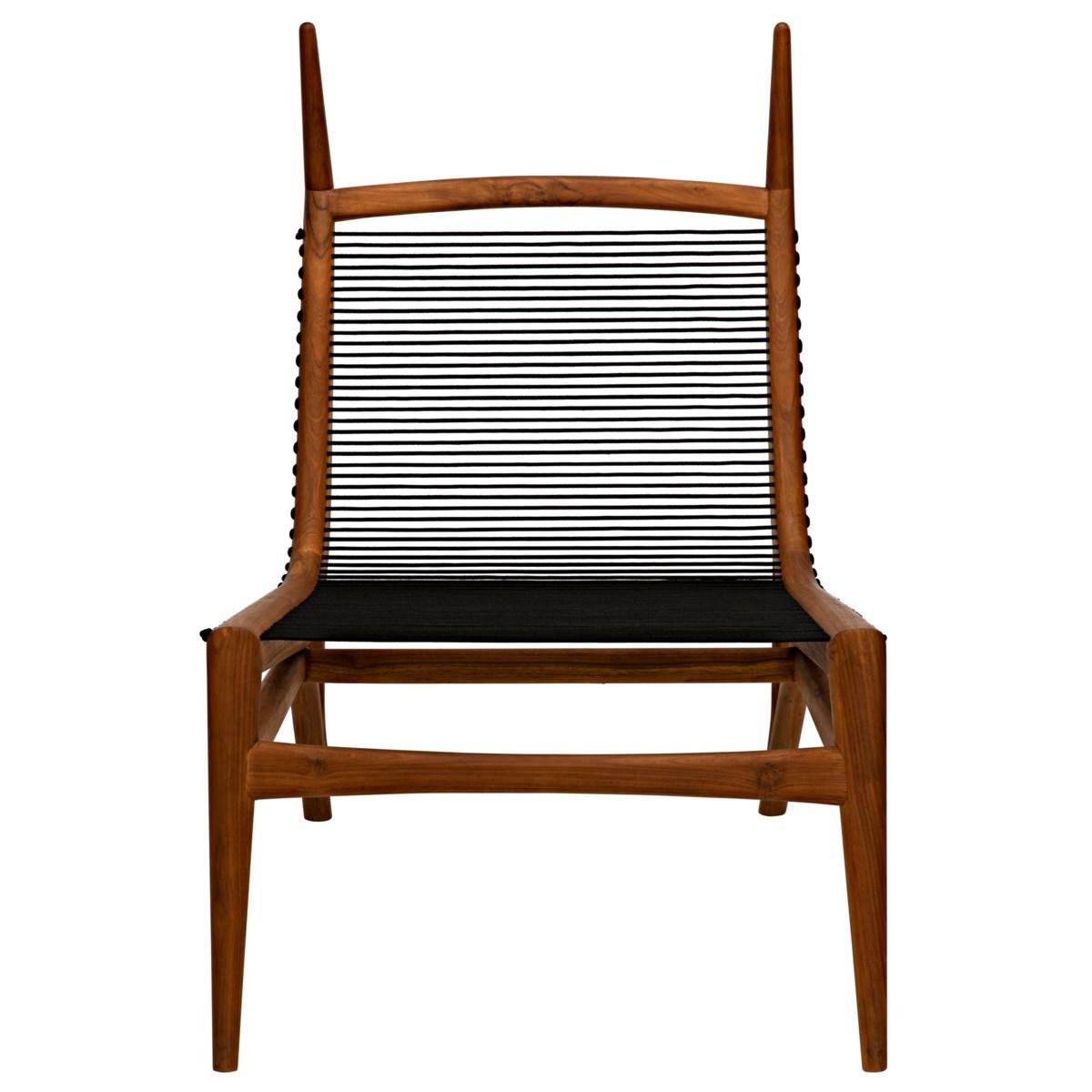 Diabolo Chair, Teak