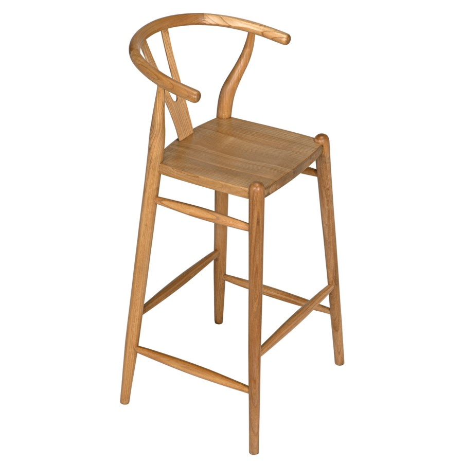 Zola Barstool, Natural