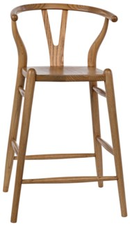 Zola Counter Stool, Natural