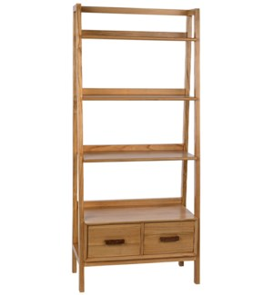 Johnson Bookcase, Natural