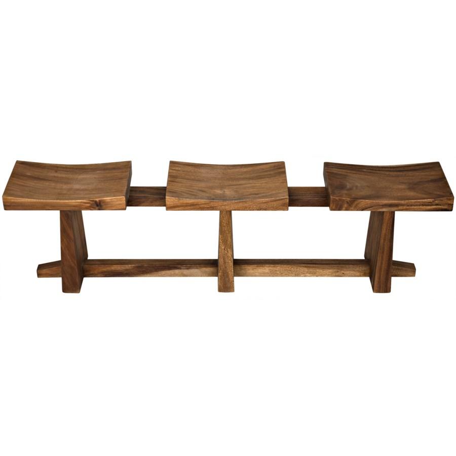 Sango Bench, Munggur Wood
