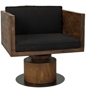 Nori Chair with Steel Base
