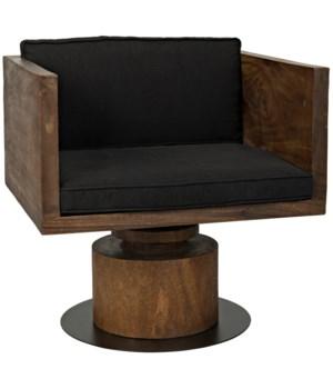 Nori Chair w/Metal Base