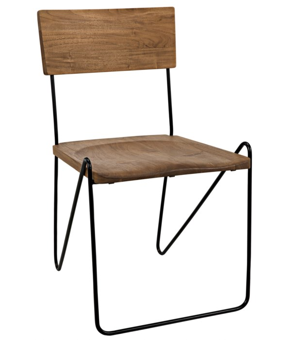 Espinosa Chair with Steel