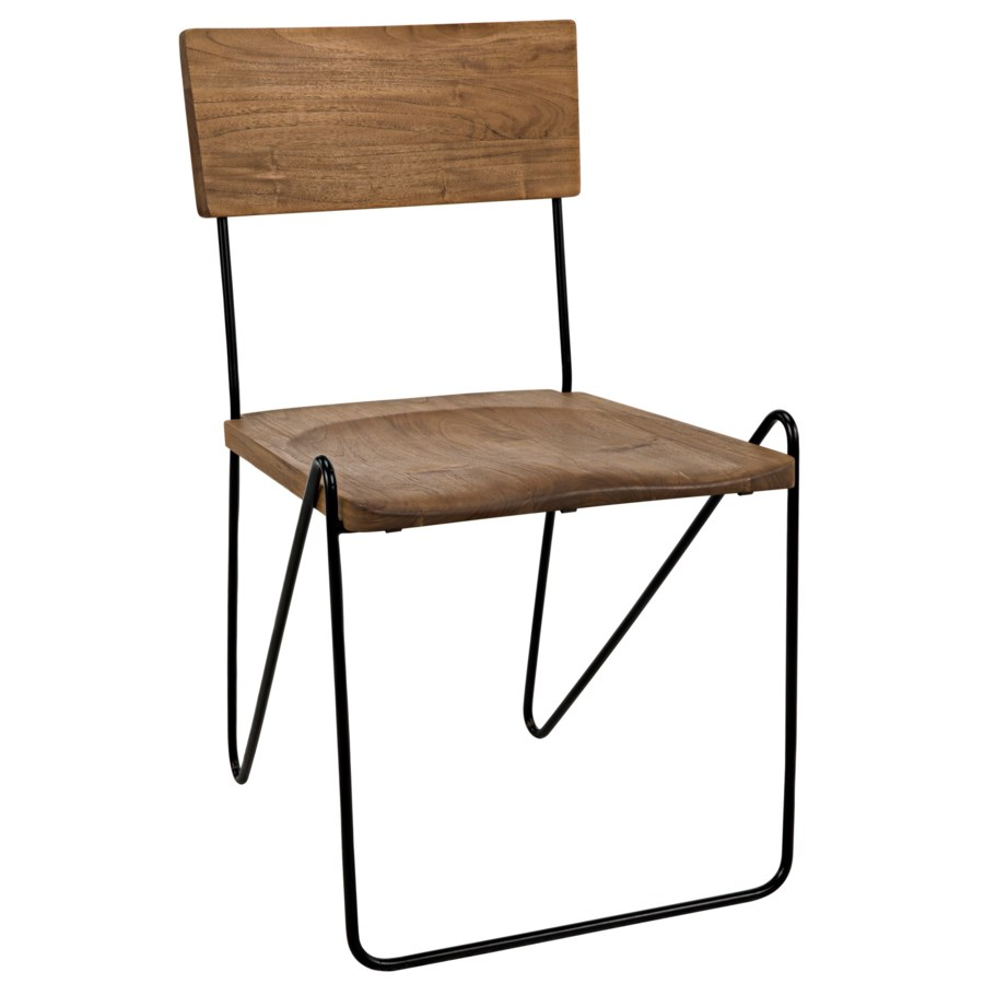 Espinosa Chair w/Metal