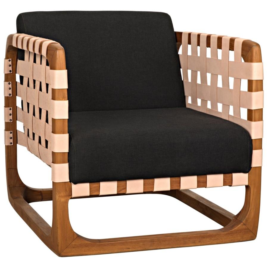 Teak Nebula Chair, Natural