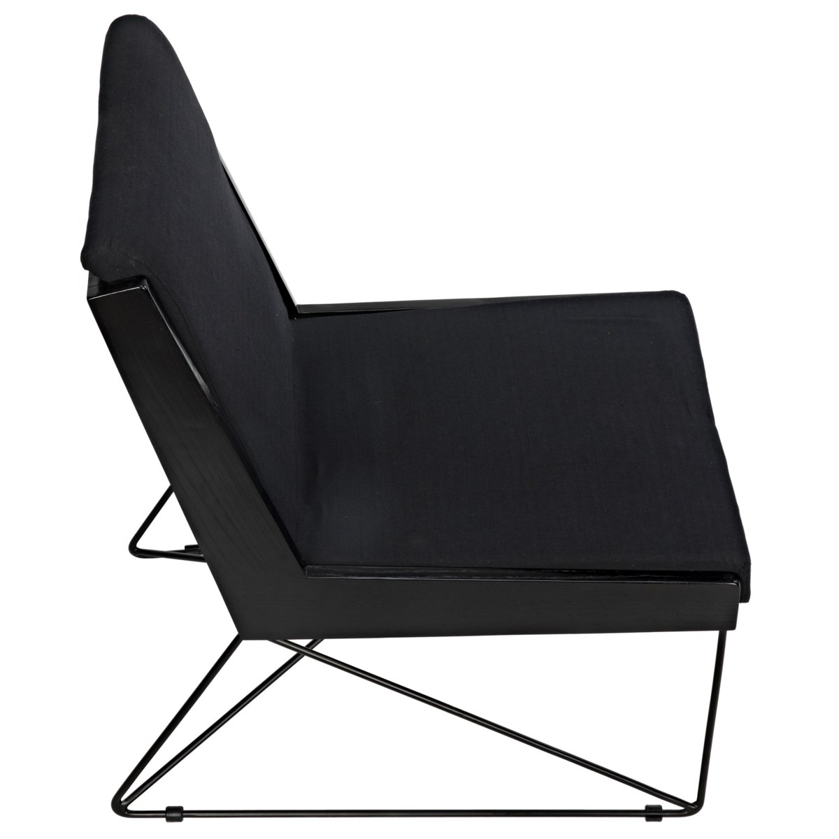Wiki Chair with Steel Frame