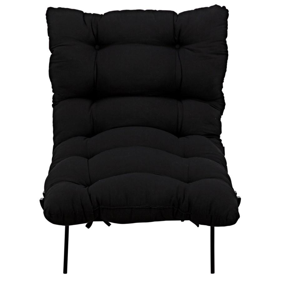 Hanzo Chair w/Metal Legs
