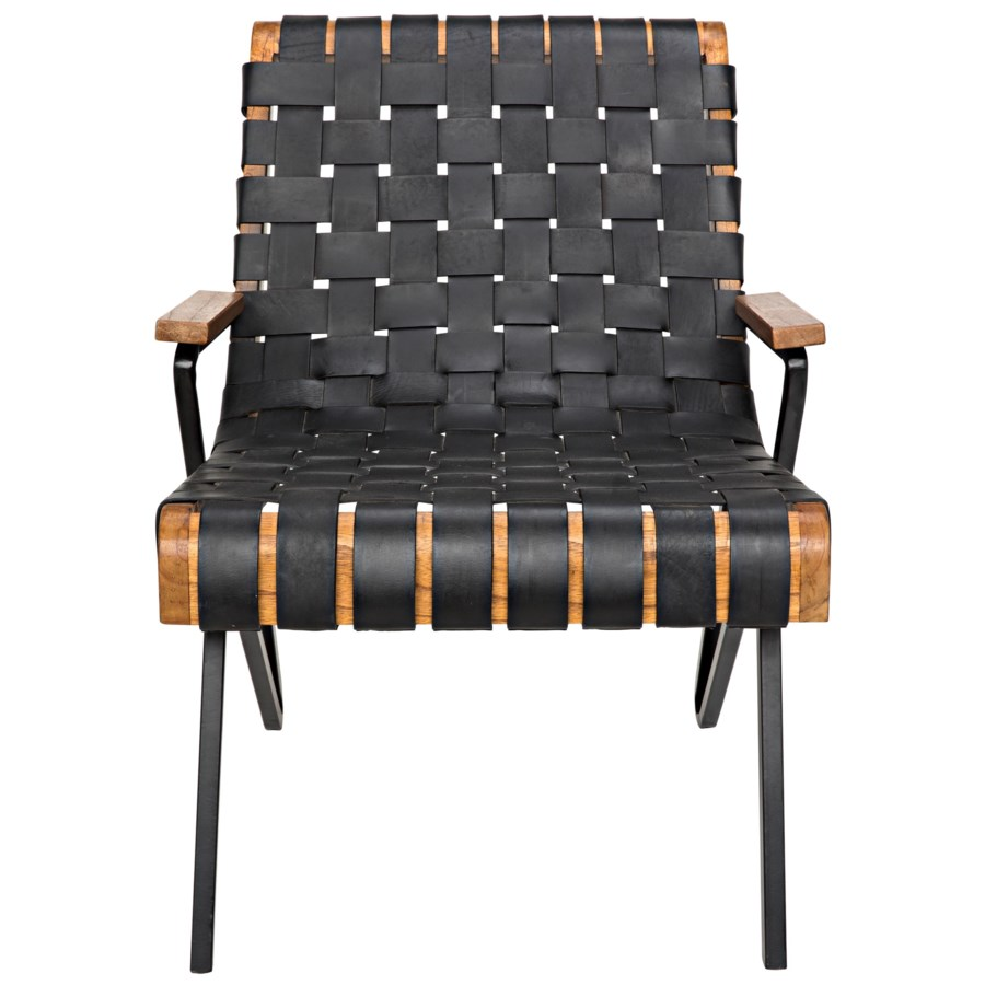 Laramy Chair, w/Leather
