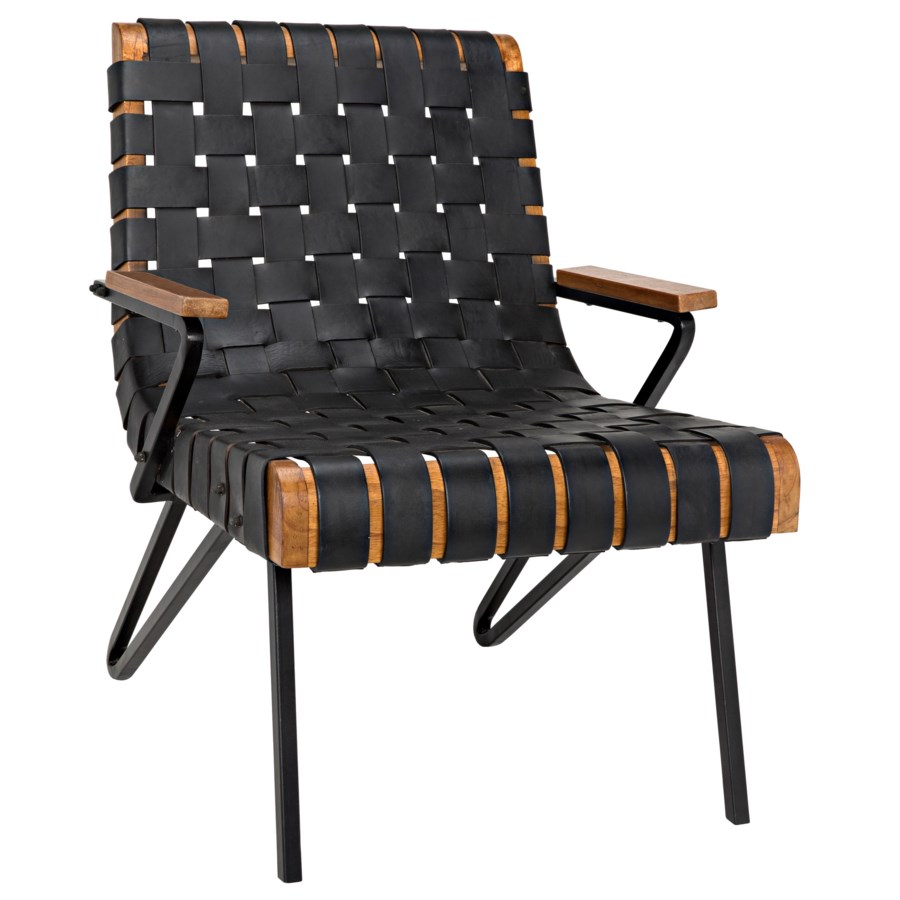 Laramy Chair, Leather