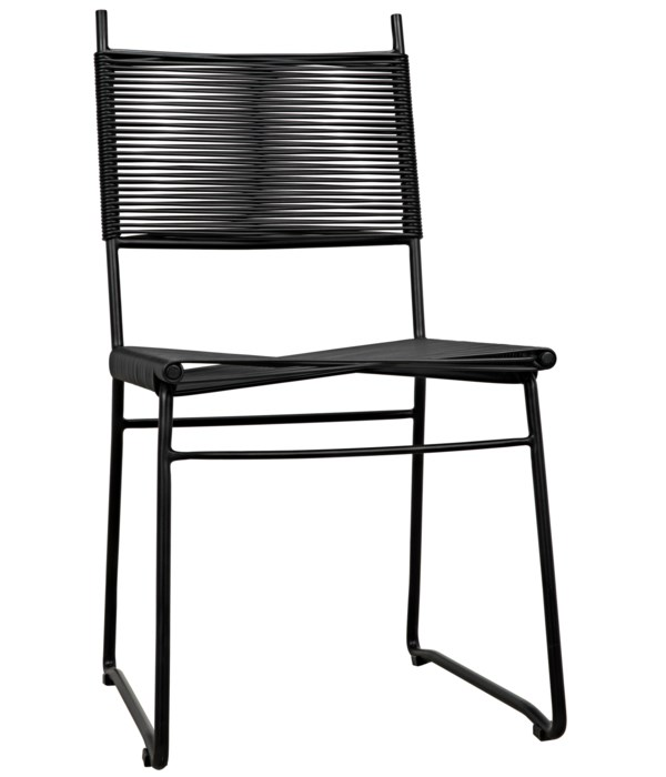 Pango Chair with Steel Frame