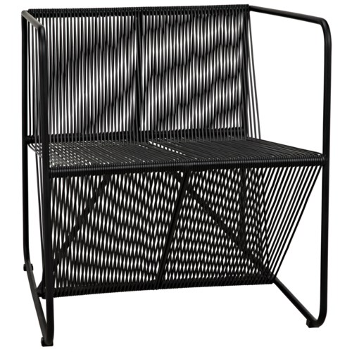 Dudu Chair w/Metal Frame
