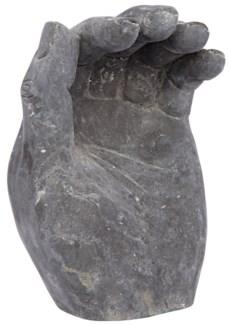 Black Marble Hand