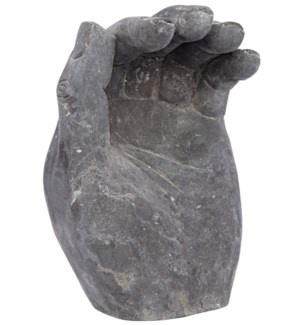 Black Marble Hand
