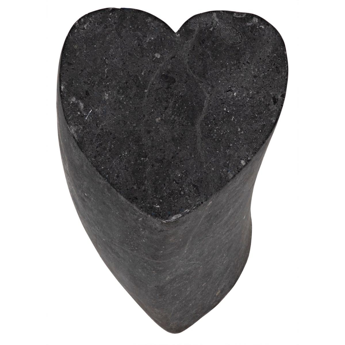 Heart, Black Marble