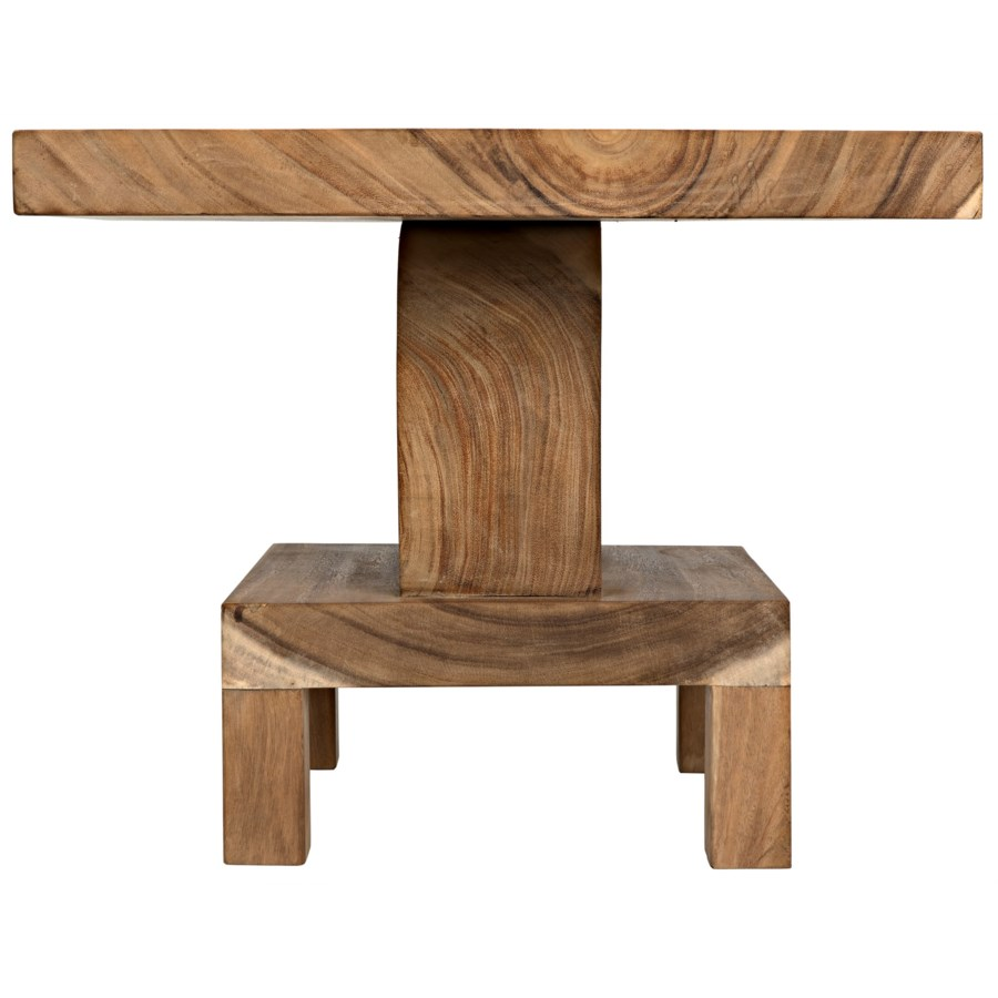 Elephant Side Table, Munggur Wood