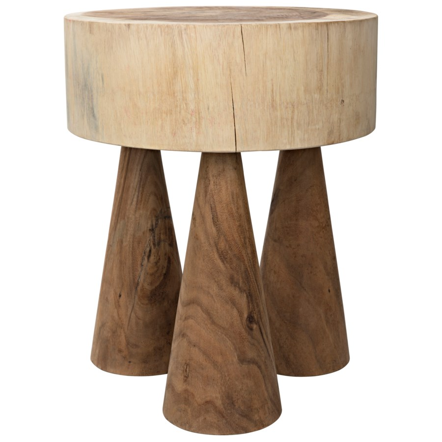 Lamp Side Table, Munggur