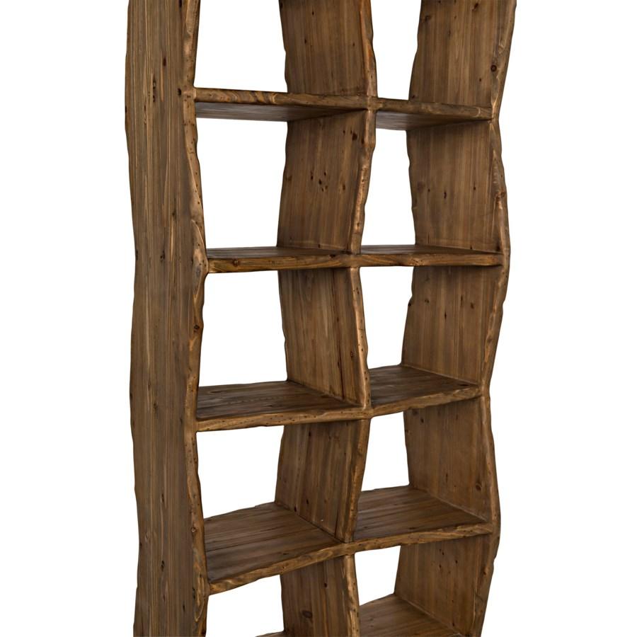 Zig Zag Bookcase, Small