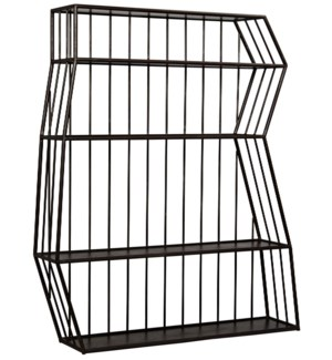 Everest Bookcase, Metal