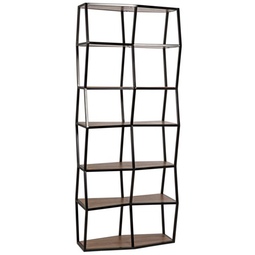 Berlin Bookcase, Black Metal