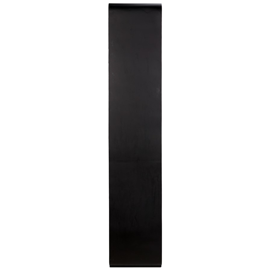 Paloma Bookcase, Black Metal