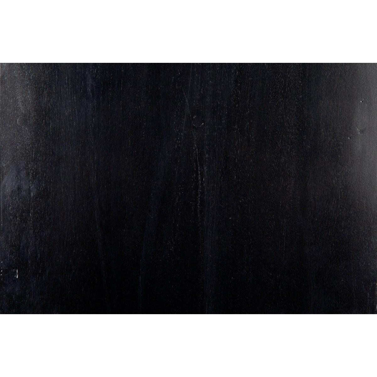 Savant Bookcase, Hand-Rubbed Black