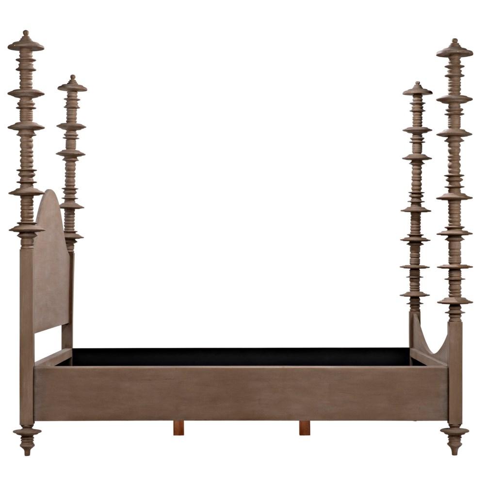 Ferrett Bed, Cal-King, Weathered
