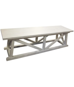 Sutton Bench, White Wash