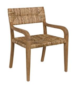 QS Bowie Arm Chair, Teak