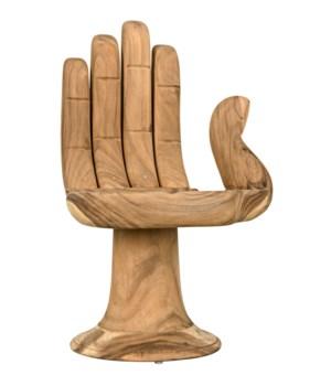 Buddha Chair, Teak