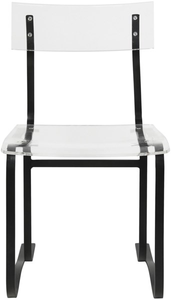 Riva Chair, Acrylic and Metal