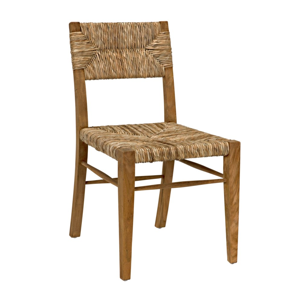 Faley Chair, Teak with Woven