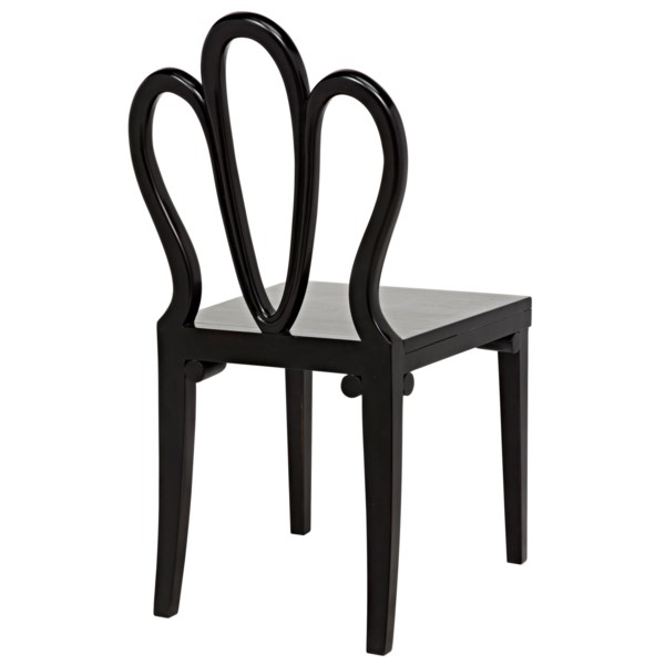 Rose Chair, Black