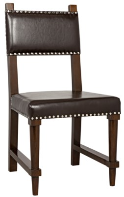 Kerouac Chair, Distressed Brown