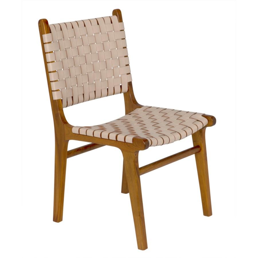 Dede Dining Chair, Teak