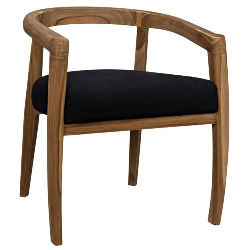 Kanu Chair, Teak