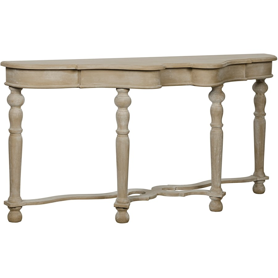 Chateau Sofa Table, Weathered