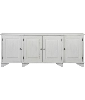 Ellington Sideboard, White Weathered