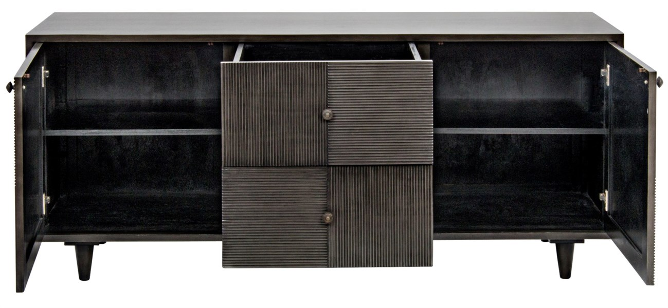 Chess Sideboard, Pale